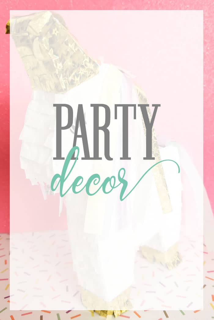 All About Party Decor