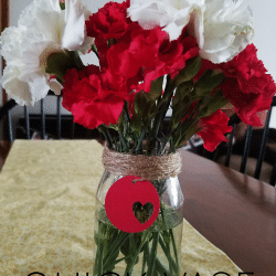 Recycled Quick Vase