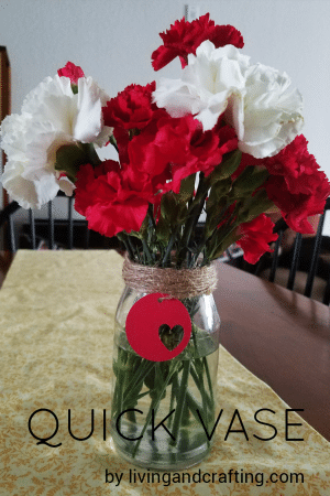 Recycled Quick Vase