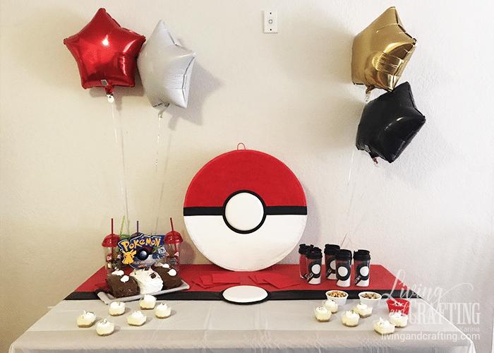 Pokemon Pinata Decoration