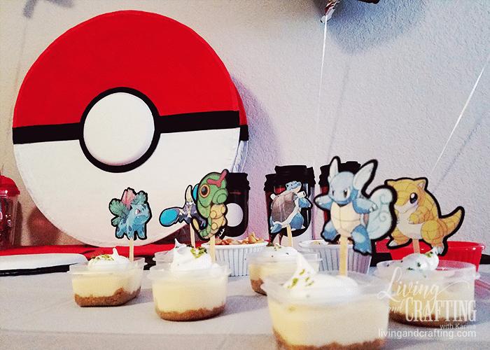 Pokemon Piñata Party