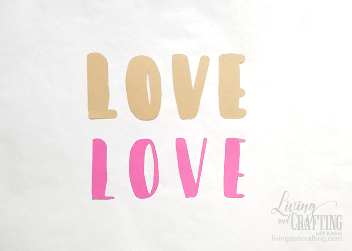 Love Burlap Photo Garland 2