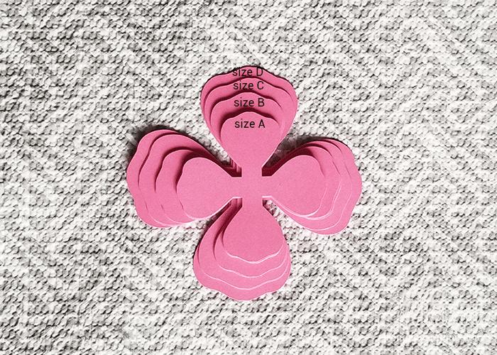 mini paper rose 2