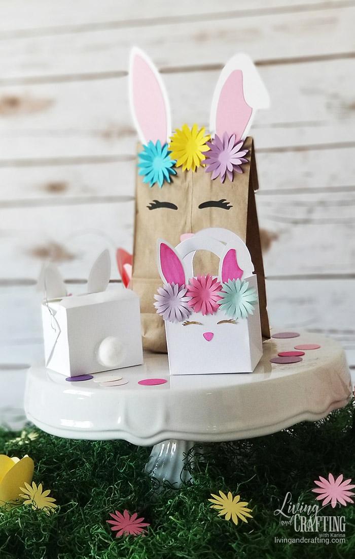 Bunny Face Decor 12