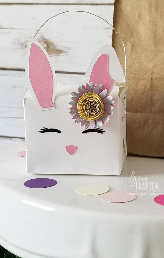 Bunny Face Decor beauty
