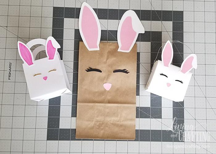 Bunny Face Decor 5