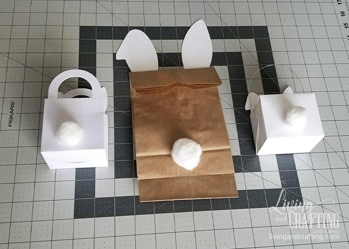 Bunny Face Decor 6
