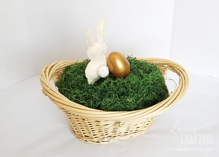 Easter Bunny Basket 14