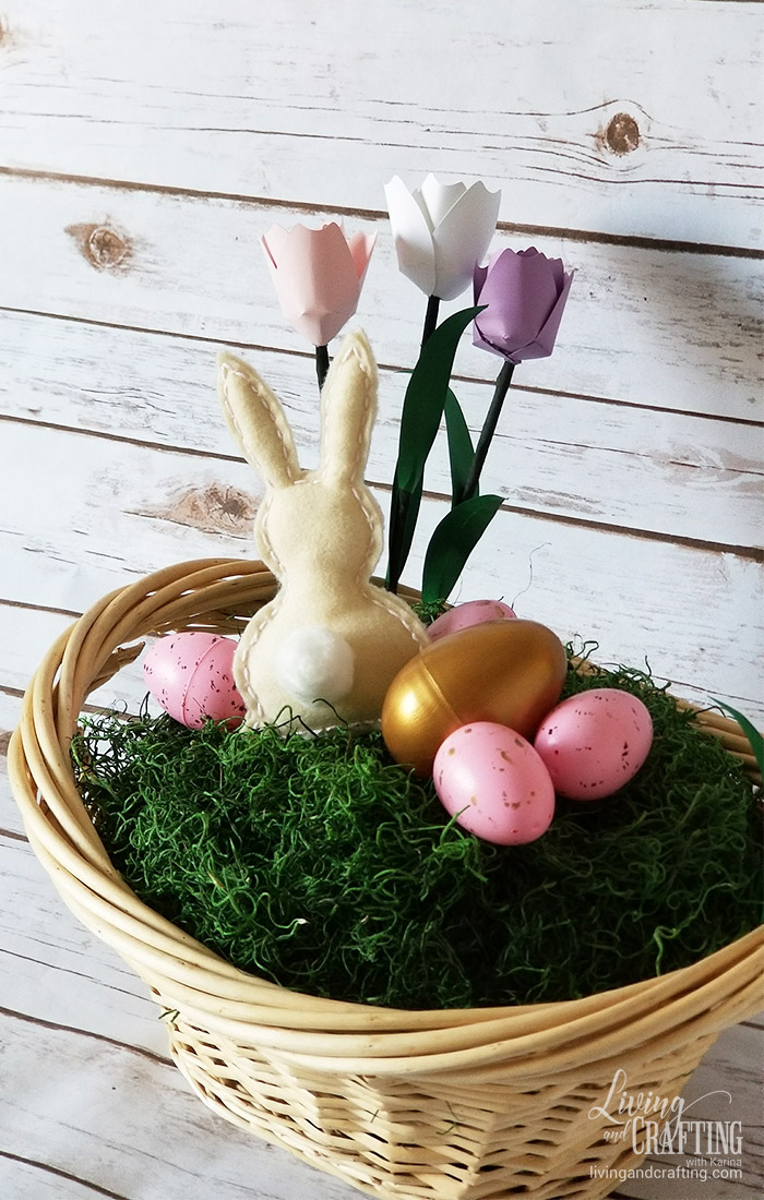 Easter Bunny Basket 18
