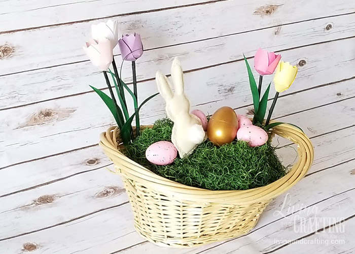 Easter Bunny Basket 19