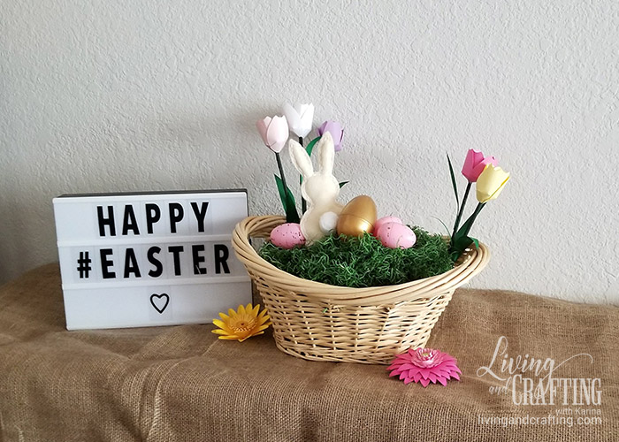 Easter Bunny Basket 20