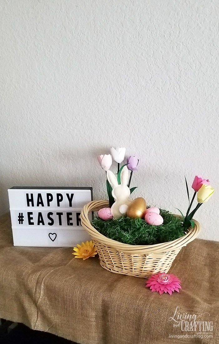 Easter Bunny Basket 21