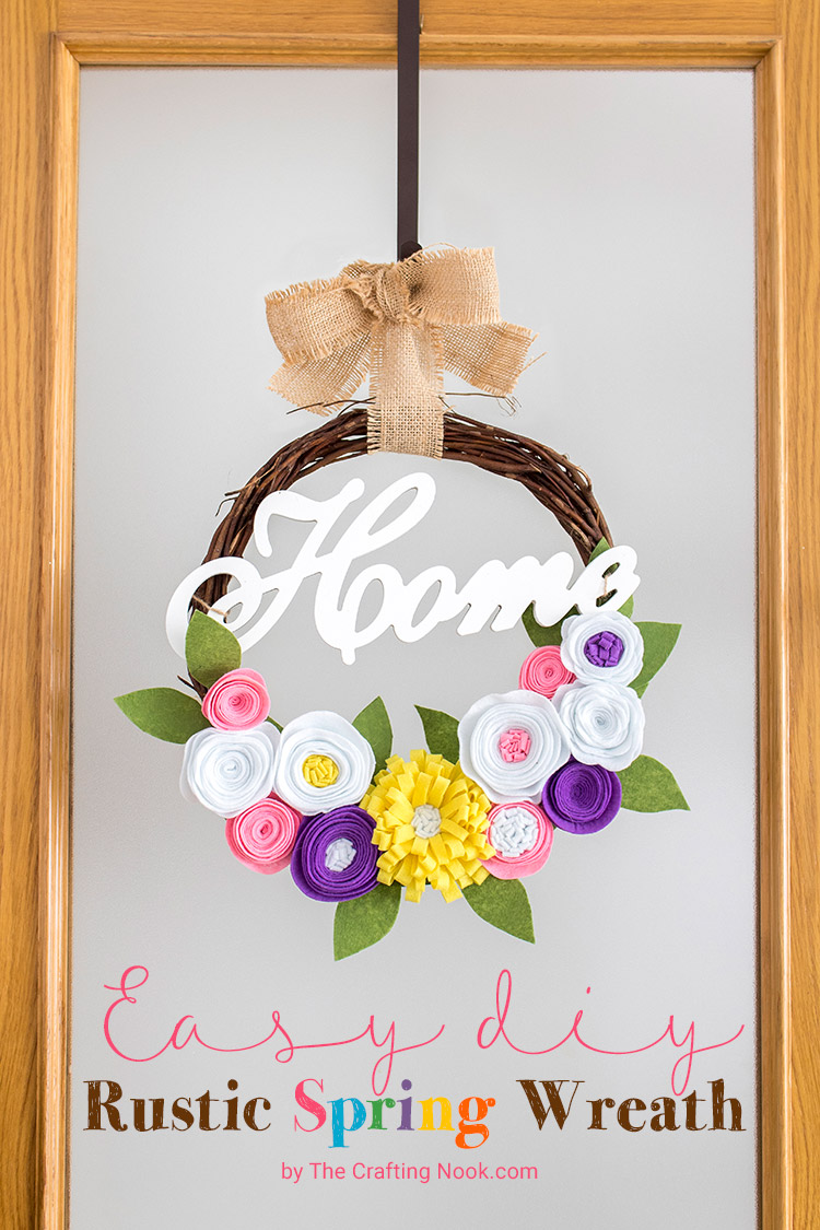 Easy-DIY-Rustic-Spring-Wreath