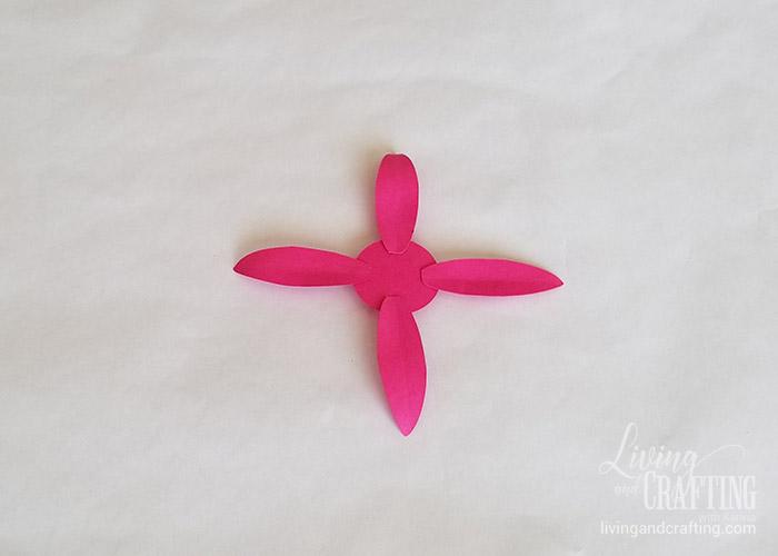 Gerbera Daisy Paper Flower 10