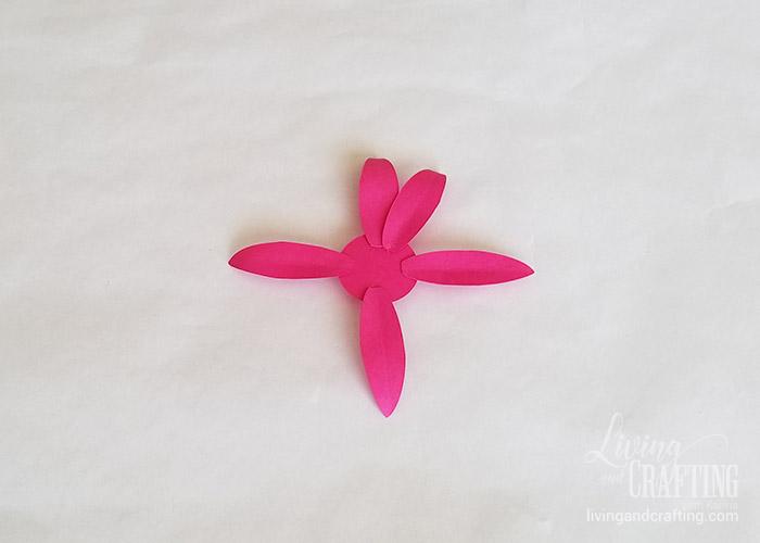 Gerbera Daisy Paper Flower 11