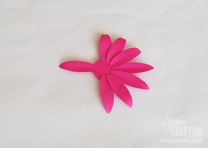 Gerbera Daisy Paper Flower 13