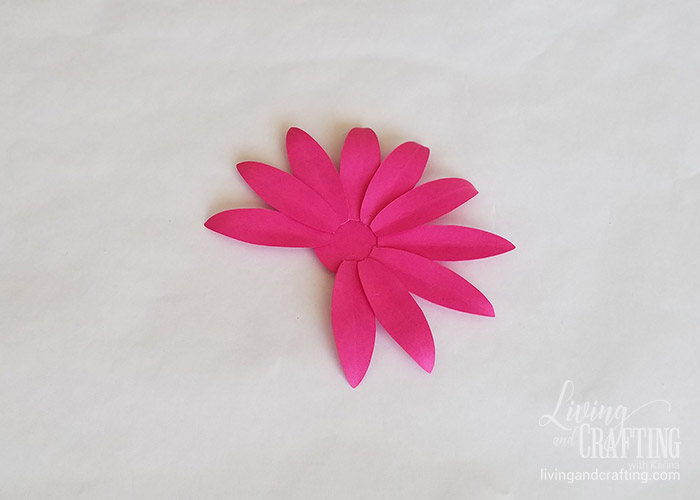 Gerbera Daisy Paper Flower 14