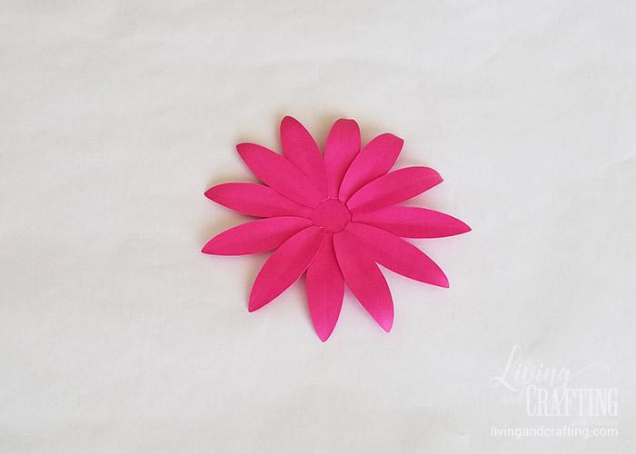 Gerbera Daisy Paper Flower 15