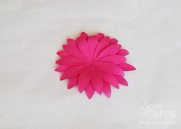 Gerbera Daisy Paper Flower 18