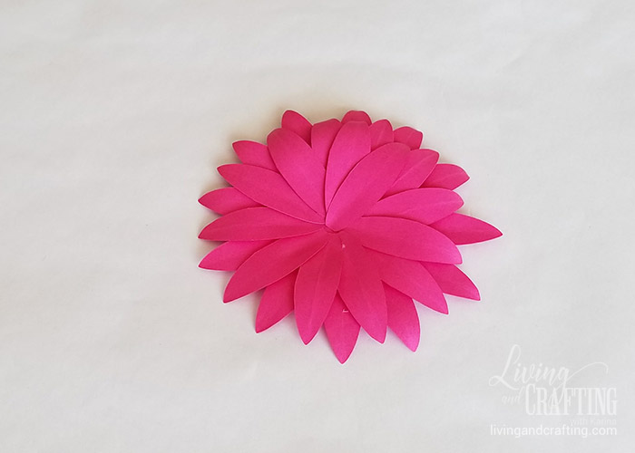 Gerbera Daisy Paper Flower 20
