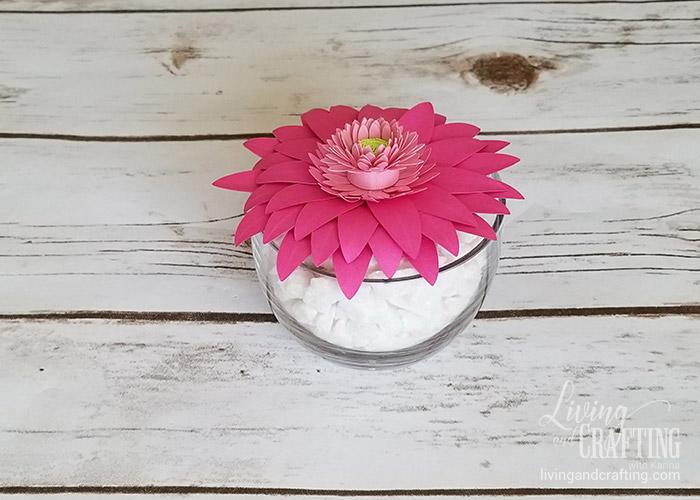Gerbera Daisy Paper Flower cute