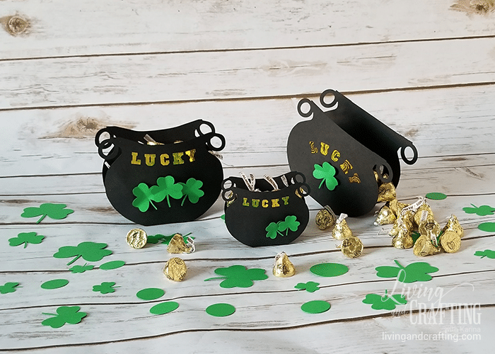 St. Patrick's Day Favor Box 11
