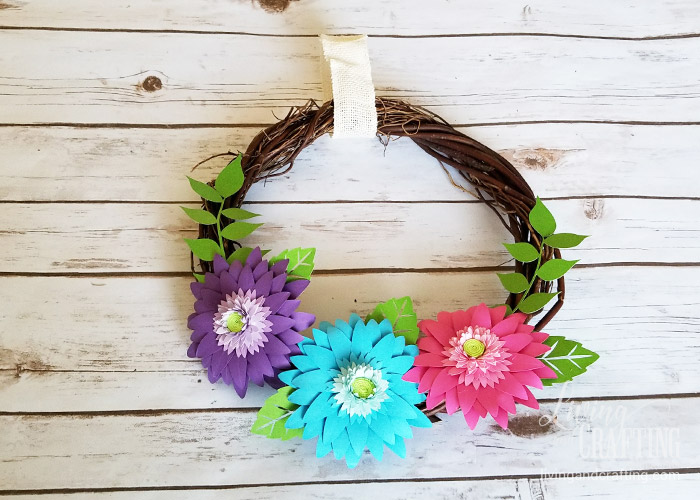 Rustic Spring Wreath 10