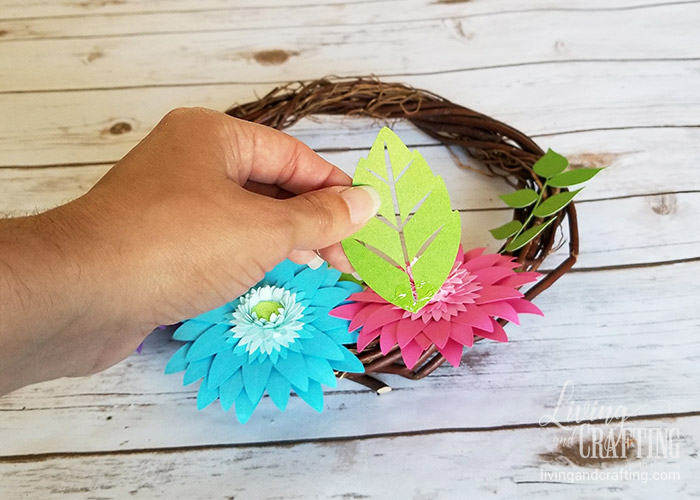 Rustic Spring Wreath 6