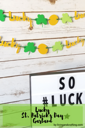 Lucky St. Patrick's Day Garland
