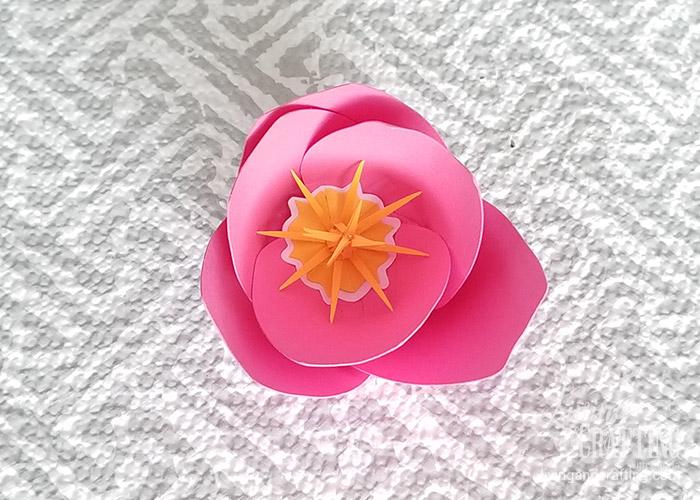 Tulip Paper Flower 22