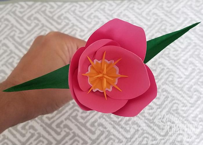 Tulip Paper Flower 31