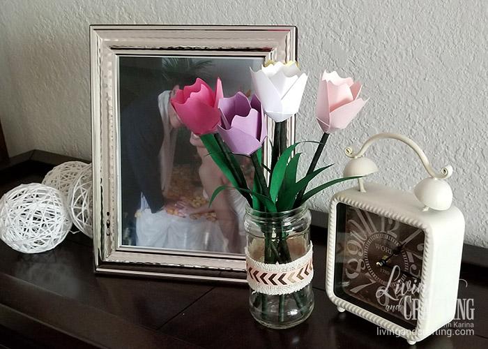 Tulip Paper Flower 32