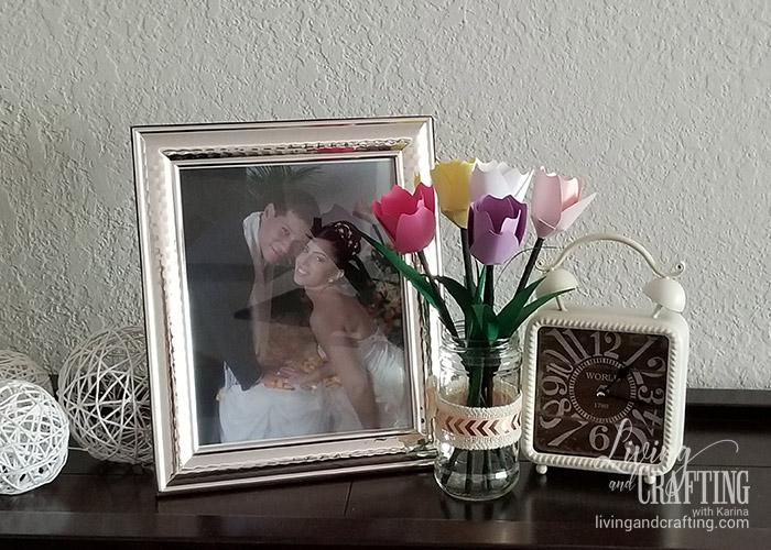 Tulip Paper Flower 33