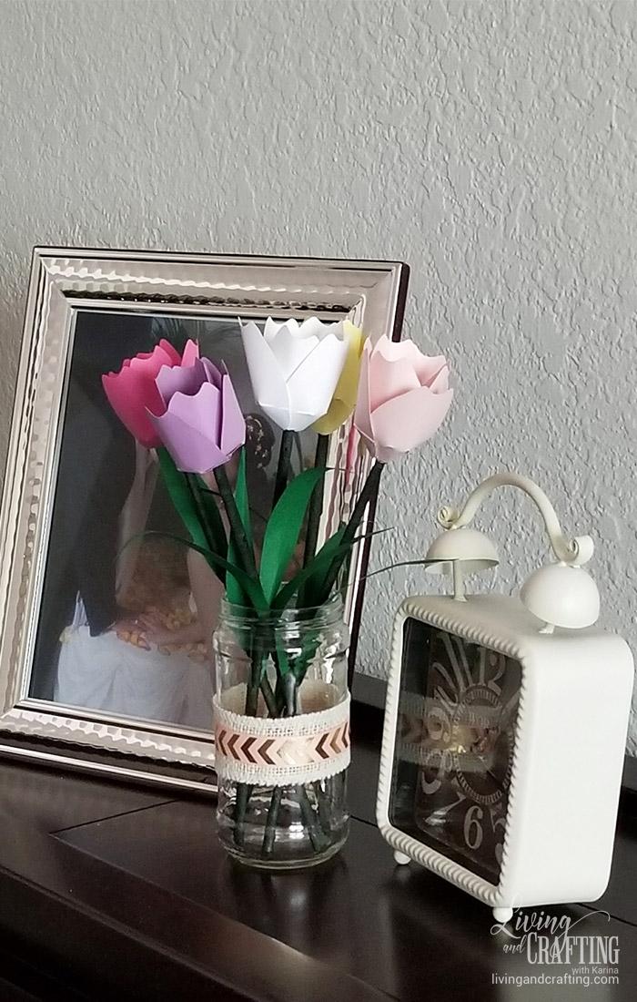 Tulip Paper Flower 34