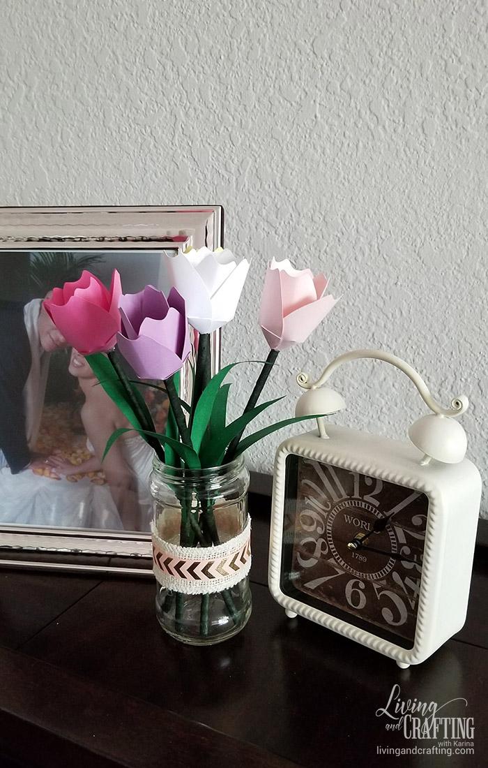 Tulip Paper Flower 36