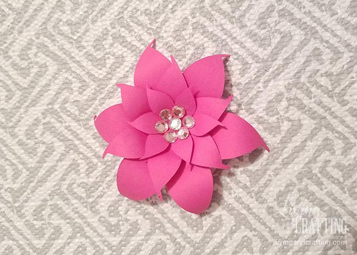 DIY Mini Hope Paper Flower 11
