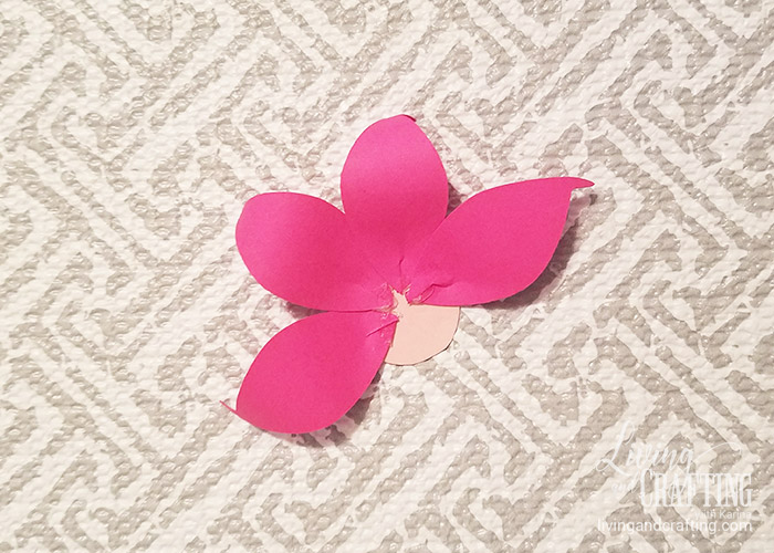 DIY Mini Hope Paper Flower 6