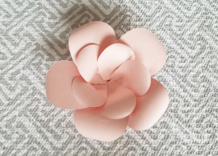 Mini Sweet Paper Flower 10
