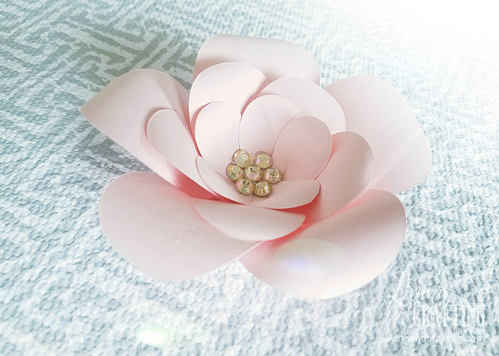 Mini Sweet Paper Flower 16