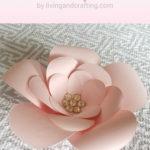 Mini Sweet Paper Flower ft