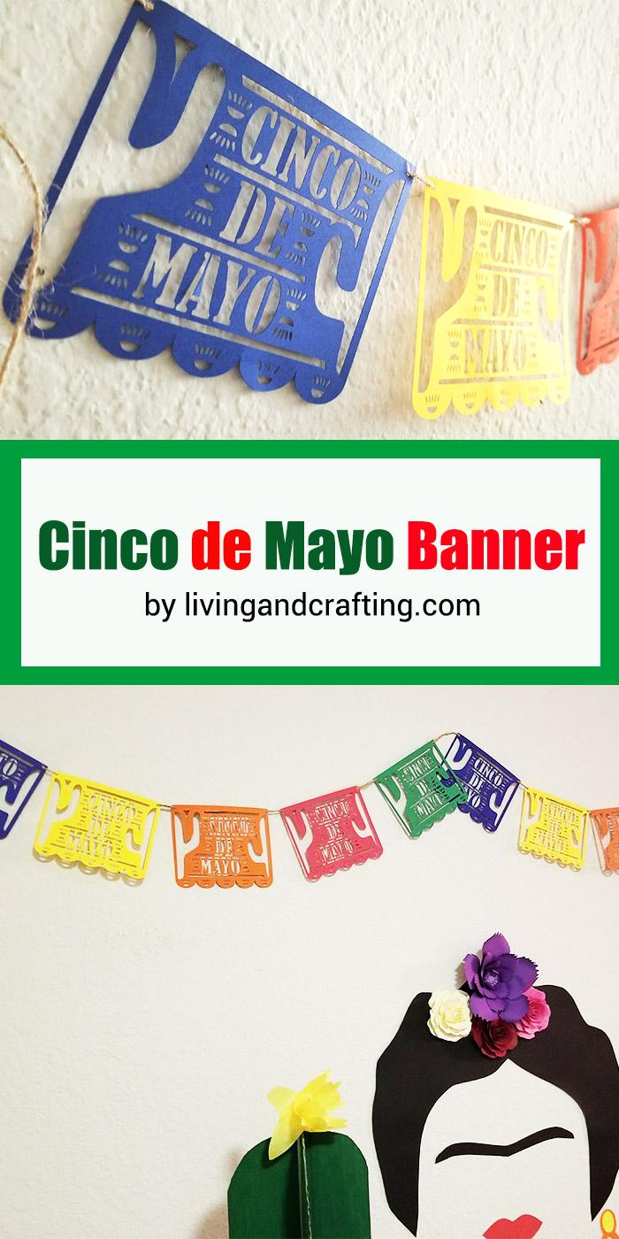 Cinco de Mayo Banner pint
