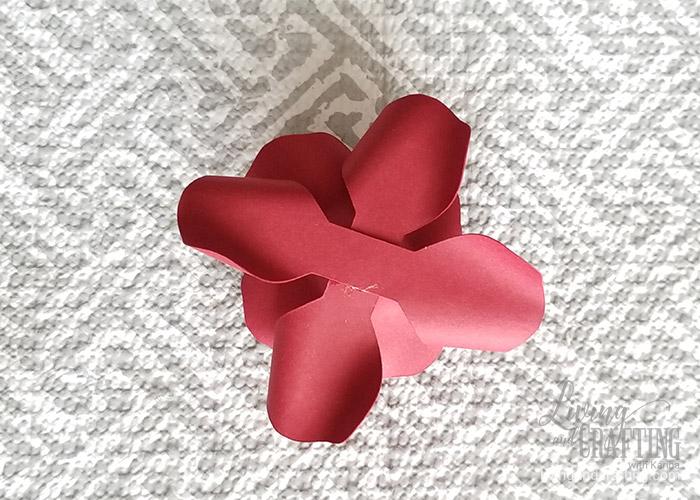 Mini Paper Rose Leftover Pieces 18