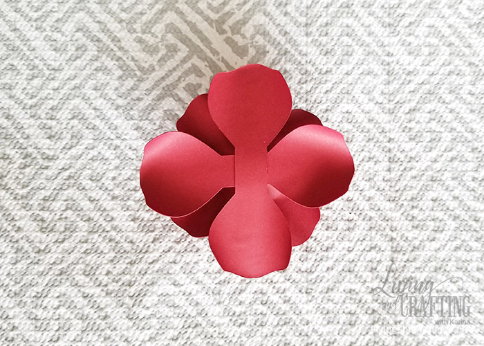 Mini Paper Rose Leftover Pieces 21