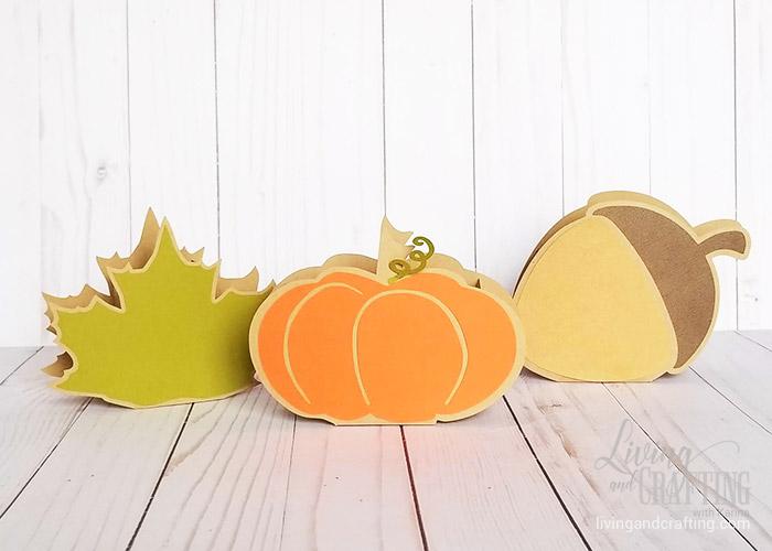 Pumpkin Favor Box 13