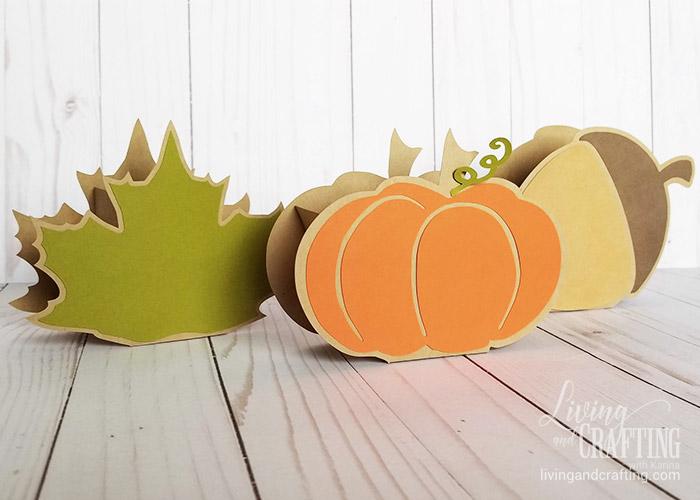Pumpkin Favor Box 14
