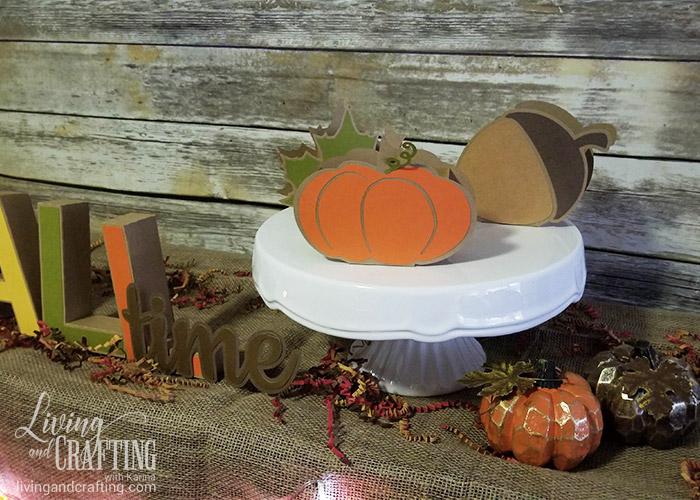Pumpkin Favor Box 16