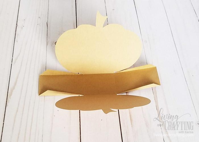 Pumpkin Favor Box 7