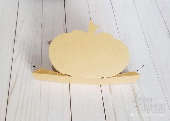 Pumpkin Favor Box 8