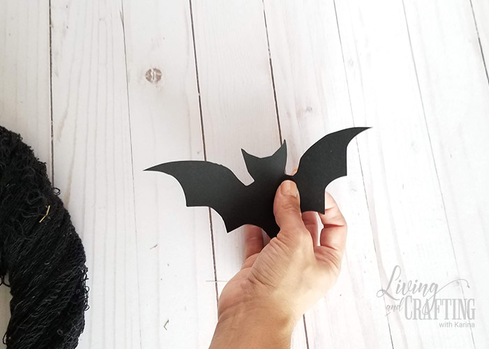 Easy Halloween Witch Wreath 3